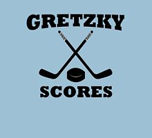 Gretzky Scores Unisex T-Shirt