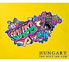 HUNGARY Photographic Print