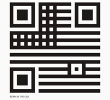 QR Code - Stars and Stripes by wiscan