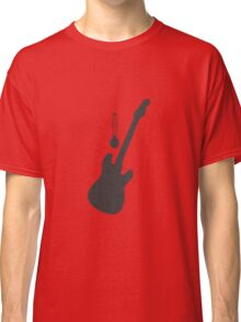 Guitar for Temperature Classic T-Shirt