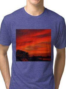 Safe in the harbor Tri-blend T-Shirt