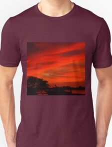 Safe in the harbor Unisex T-Shirt