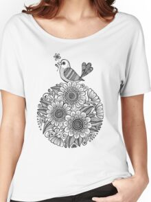 My World Women's Relaxed Fit T-Shirt