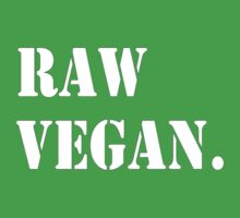 Raw Vegan by 15wilsonwu