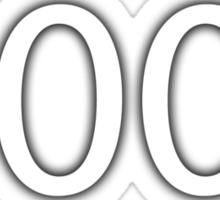 9001 Sticker