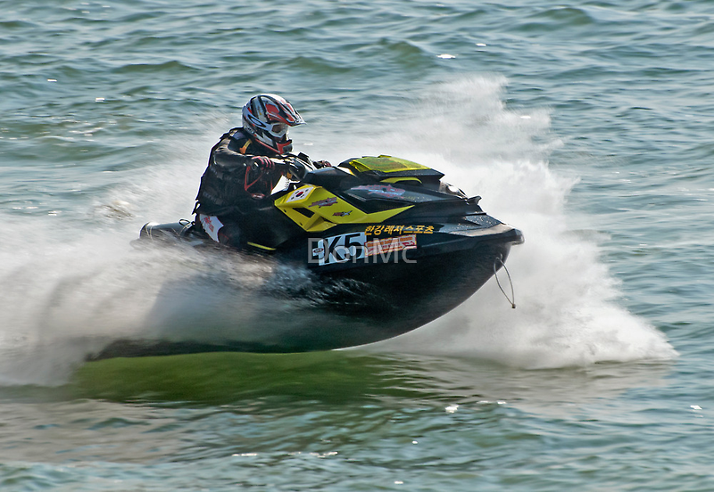 Jet Ski Racer by DonMc