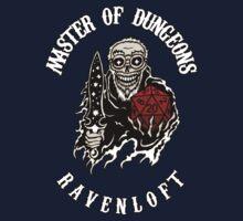 Master of Dungeons - Ravenloft One Piece - Short Sleeve