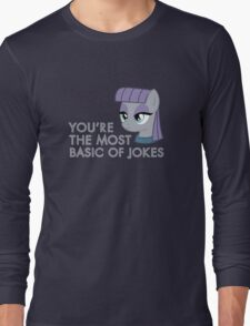 Maud Pie - MLP FiM - Brony Long Sleeve T-Shirt