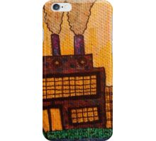 Over The Hill and Past The Stream iPhone Case/Skin