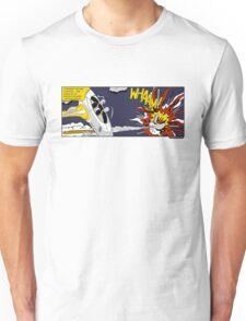 """""""Whaam!"""" Parody Unisex T-Shirt"""