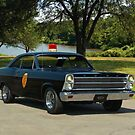 1966 Ford Fairlane 500 XL &quot;Highway Patrol&quot; by TeeMack