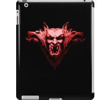 Vampire - in Red iPad Case/Skin
