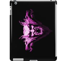 Vampire - in Pink iPad Case/Skin