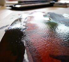 Water Paint by HeklaHekla