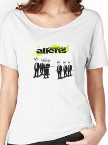 Reservoir Aliens Women's Relaxed Fit T-Shirt