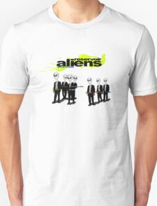 Reservoir Aliens Unisex T-Shirt