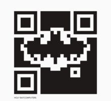 QR Code - Batman by wiscan