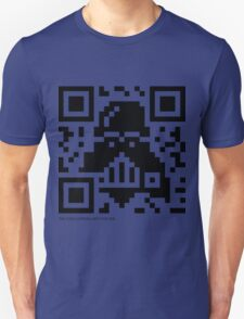 QR Code - Darth Vader T-Shirt