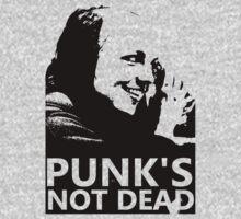 Punks Not Dead [001] by FameMonster