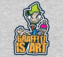 Graffiti Is Art Hoodie