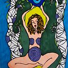 """""""Yogini"""" for iPod/iPhone by Lotus0104"""