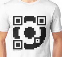 QR Code - RAF / Mods Unisex T-Shirt