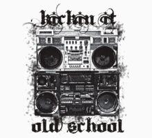 Kickin It Old School by btphoto