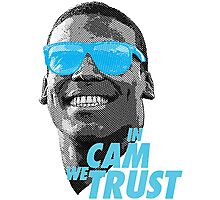 In Cam We Trust - OG 2 Photographic Print