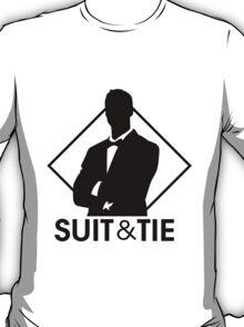 Suit & Tie T-Shirt