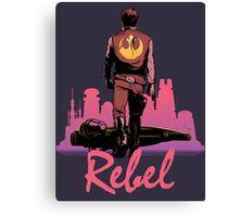 Star Wars - Han solo Canvas Print