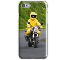 Funny motorcycle iphone case iPhone Case/Skin