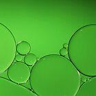Green Bubbles by KUJO-Photo