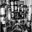 Kegs and Drums by Keegan Daley