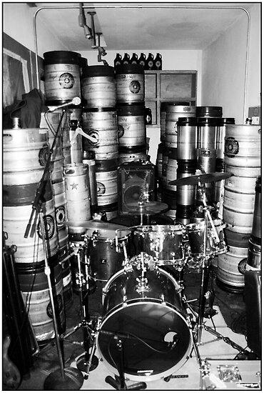 Kegs and Drums by Keegan Daley