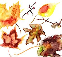 Autumn Whimsy by lilu1012