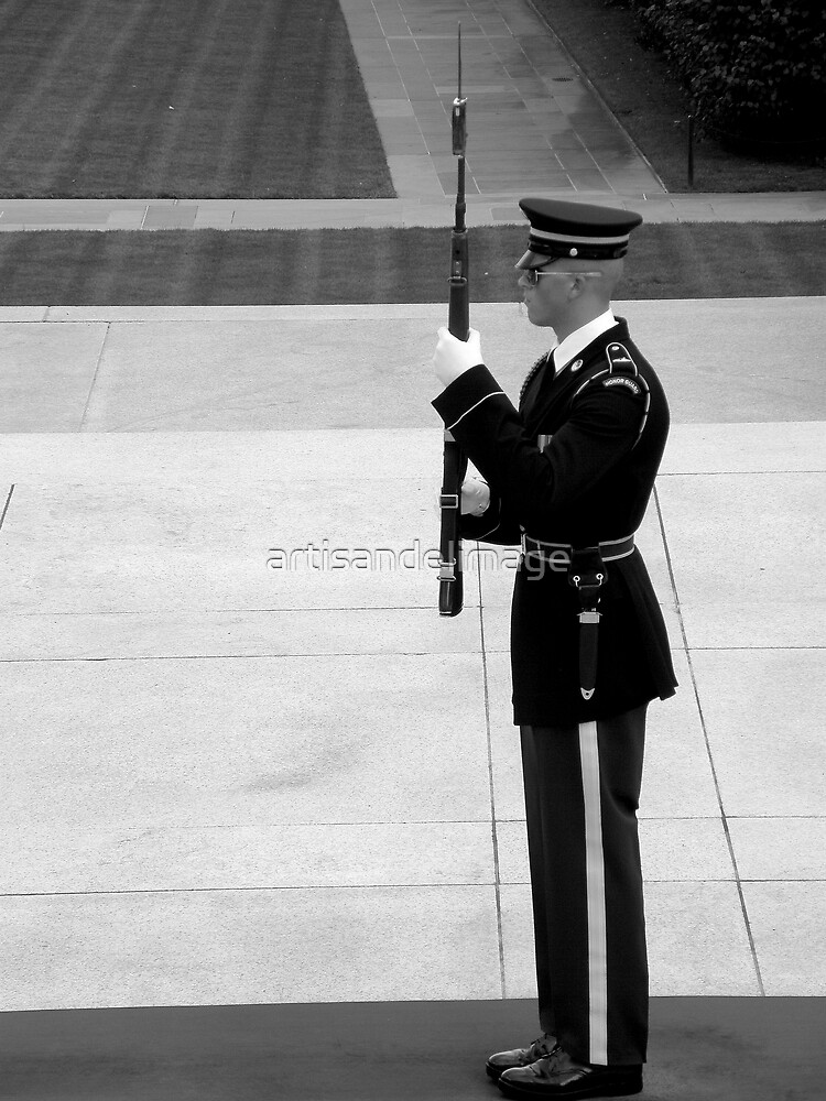 Honor Guard ~ Part One by artisandelimage