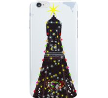 Blackpool Xmas Cards - Light Tower iPhone Case/Skin