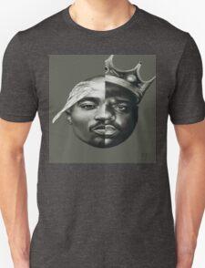 2PAC VS BIGGIE SMALLS/NOTORIUS BIG T-Shirt