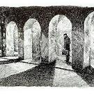 Arcade a black ink by nicolasjolly