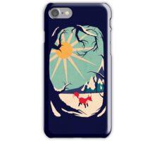 Fox roaming around II iPhone Case/Skin