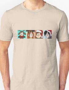 Gravity Falls Christmas T-Shirt
