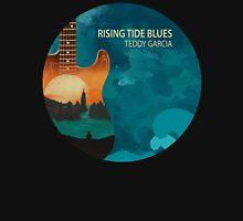 Rising Tide Blues - Aqua Unisex T-Shirt