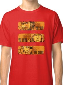 The Solid, The Liquid, The Solidus Classic T-Shirt