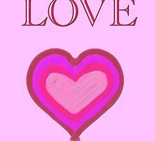 LOVE by lilu1012