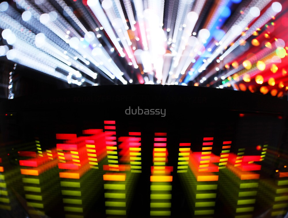 graphic equalisers by dubassy