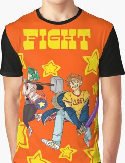 FIGHT! Graphic T-Shirt