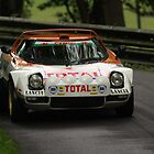 Lancia Stratos by Martyn Franklin