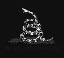 Don't Tread On Me Kids Clothes