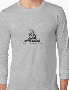 Don't Tread On Me Long Sleeve T-Shirt