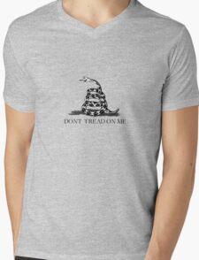 Don't Tread On Me Mens V-Neck T-Shirt